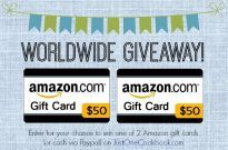 August 2016 Email Subscriber Giveaway (Worldwide) (Closed)