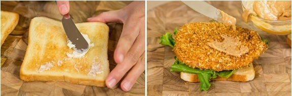 Crispy Chicken Sandwich 13