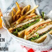 Baked Chicken Katsu Sandwich   Easy Japanese Recipes at JustOneCookbook.com
