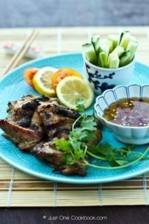 Grilled Lemongrass Chicken | JustOneCookbook.com