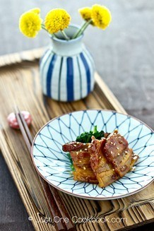 Honey Pork Belly | JustOneCookbook.com