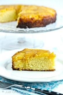 Pineapple Upside Down Cake | JustOneCookbook.com