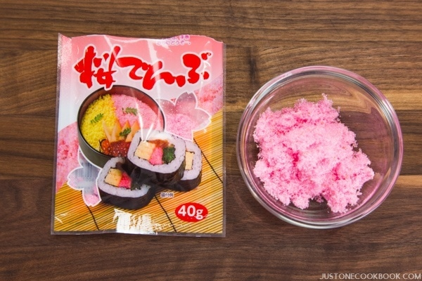 Sakura Denbu (seasoned cod fish flakes)