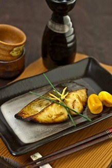 Spanish Mackerel with Yuzu | JustOneCookbook.com