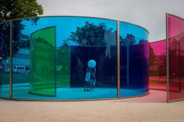 21st Century Museum of Contemporary Art   JustOneCookbook.com