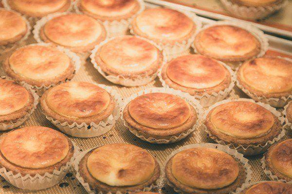 Cheese Tart at Kinotoya   JustOneCookbook.com