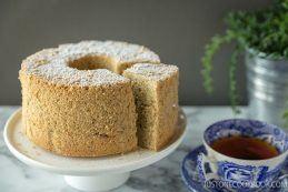 Earl Grey Chiffon Cake | Easy Japanese Recipes at JustOneCookbook.com