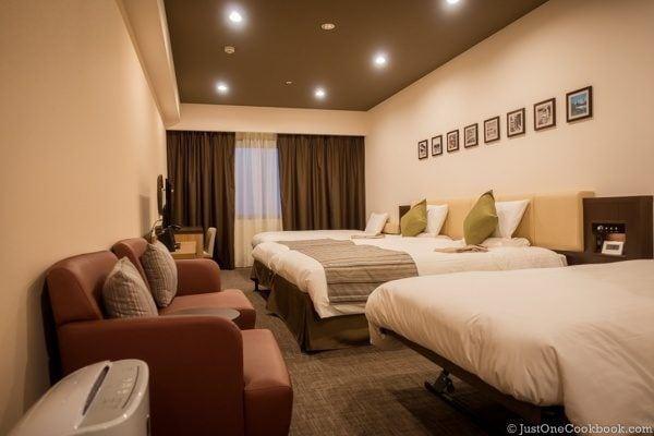Hotel My Stay   JustOneCookbook.com