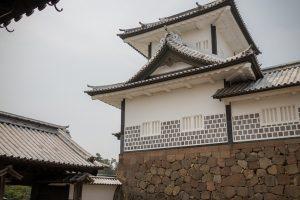 Historic Kanazawa Castle and travel guide