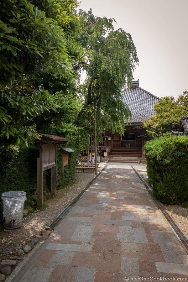 Myoryu-ji (Ninja Temple) | JustOneCookbook.com