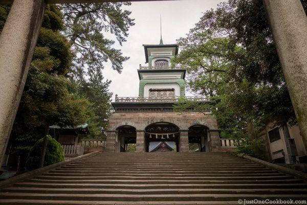 Oyama Jinja Shrine | JustOneCookbook.com