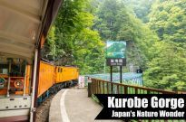 Kurobe Gorge – Japan's Nature Wonder 黒部渓谷