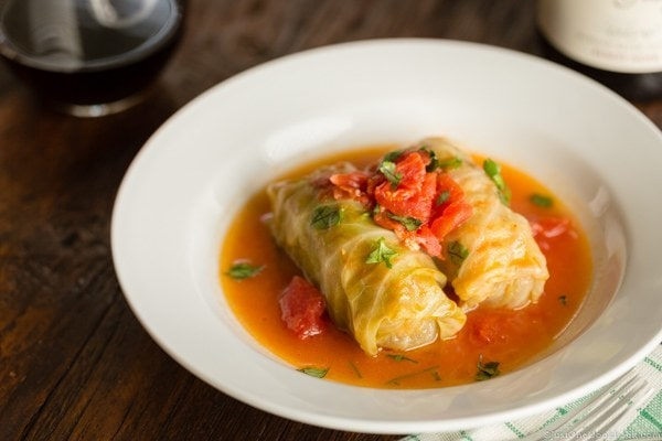 Stuffed Cabbage Rolls | Easy Japanese Recipes at JustOneCookbook.com