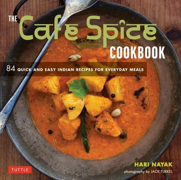 The Cafe Spice Cookbook w600