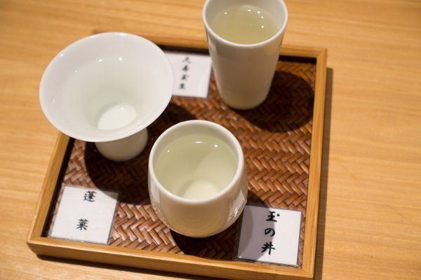 Honjin Hiranoya Kachoan Sake Sampler | Just One Cookbook