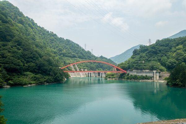 Unazuki Dam