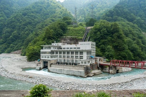Kurobe River No. 2 Power Station