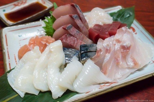 Oyaji Toyama - Sashimi