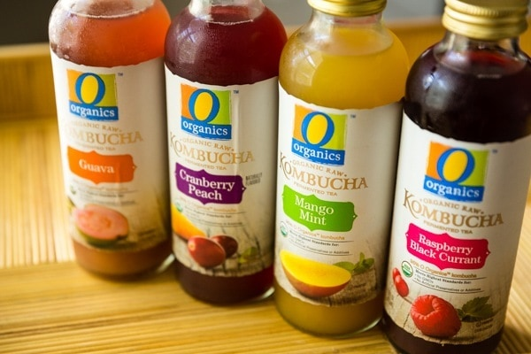 Assorted Organics Kombucha | Just One Cookbook