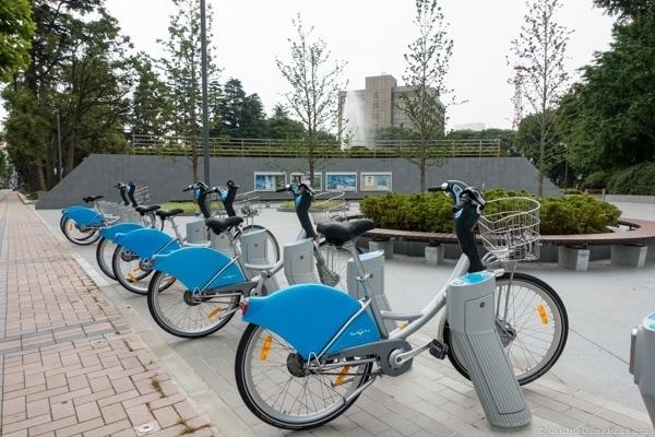 Toyama City Bike