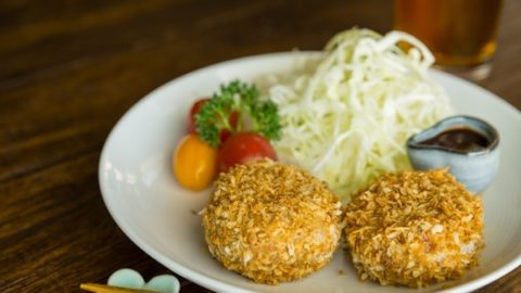 Baked Croquette