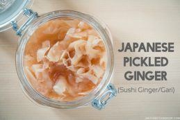 Pickled Ginger (Sushi Ginger/Gari) | Easy Japanese Recipes at JustOneCookbook.com