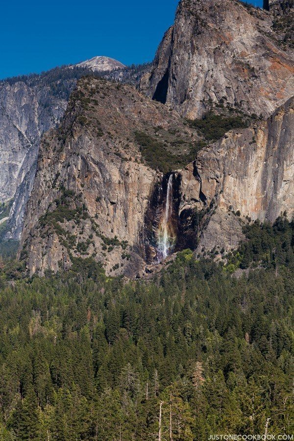 Bridalveil Fall Yosemite | Just One Cookbook