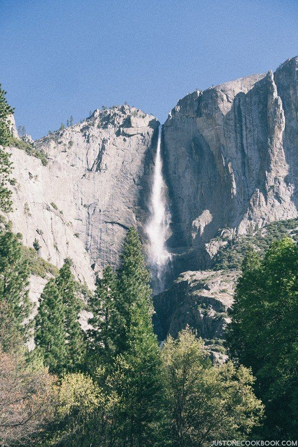 Yosemite Falls | Just One Cookbook