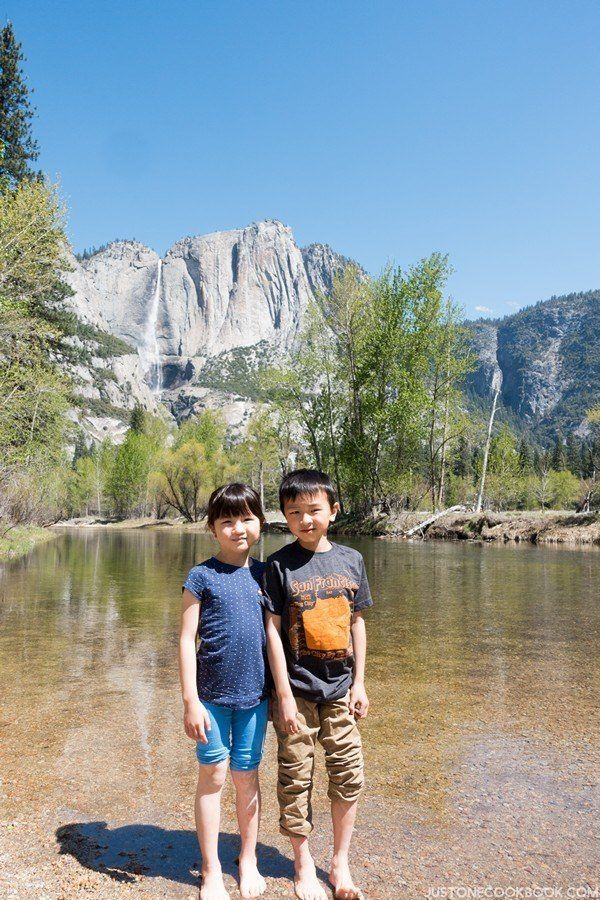 Merced River Yosemite | Just One Cookbook