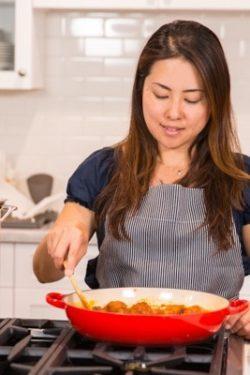 Bertolli Tomato & Basil Sauce @ Just One Cookbook