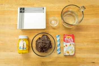 Mizu Yokan Ingredients