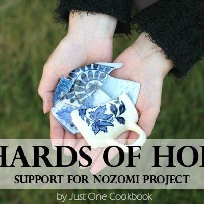 Shards of Hope - Nozomi Project | JustOneCookbook.com