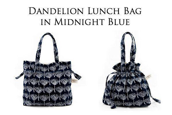 IHAMARO Dandelion Lunch Bag