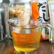 How To Make Dashi 3 Ways   Easy Japanese Recipes at JustOneCookbook.com