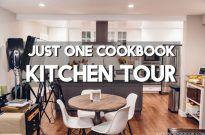 Just One Cookbook Kitchen Tour!