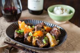 Pressure Cooker Short Ribs | Easy Japanese Recipes at JustOneCookbook.com