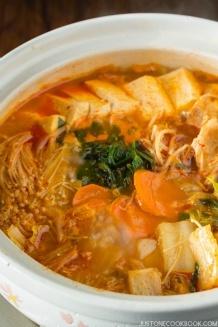 Kimchi Nabe | Easy Japanese Recipes at JustOneCookbook.com