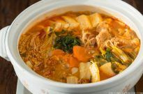 Kimchi Nabe キムチ鍋