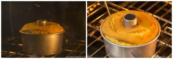 Meyer Lemon Chiffon Cake 15