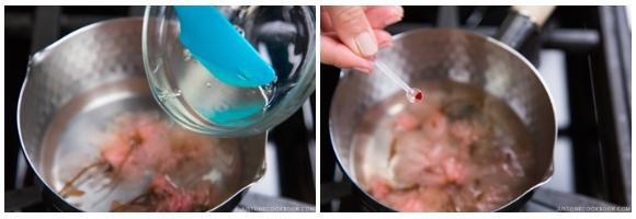 Cherry Blossom Milk Pudding 13