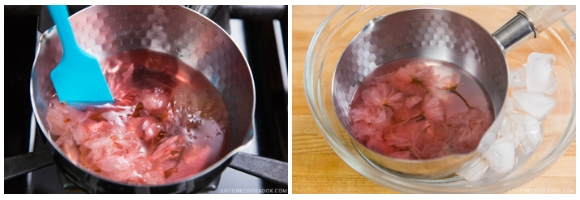 Cherry Blossom Milk Pudding 14