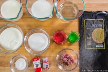 Cherry Blossom Milk Pudding   Easy Japanese Recipes at JustOneCookbook.com