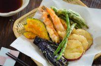 Gluten Free Tempura グルテンフリーの天ぷら
