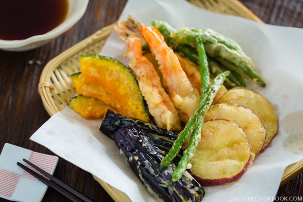 Glulten Free Tempura | Easy Japanese Recipes at JustOneCookbook.com
