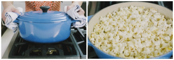Homemade Popcorn 6