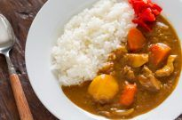 Pressure Cooker Japanese Curry カレーライス (圧力鍋)