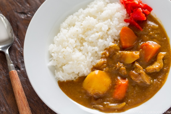 Pressure Cooker Japanese Curry | Easy Japanese Recipes at JustOneCookbook.com