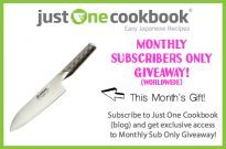 April 2016 Email Subscriber Giveaway (Worldwide) (Closed)