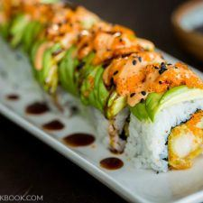Dragon Roll   Easy Japanese Recipes at JustOneCookbook.com