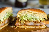 Ebi Katsu Burger 海老カツバーガー